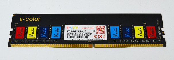 V-COLOR 4Gb DDR4 2133