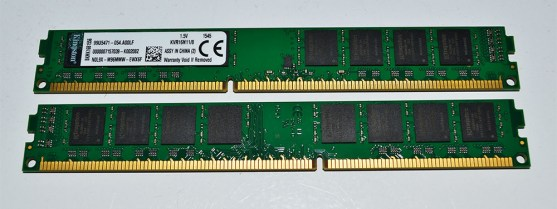 Kingston 8Gb DDR3-1600 KVR16N11/8
