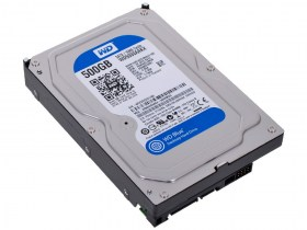 WD 500 Gb Blue