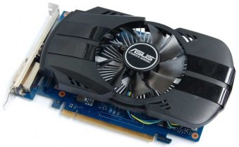 Asus GeForce GT 1030 Phoenix OC 2GB