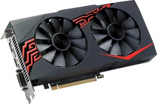 Asus Radeon RX570 Expedition 4GB