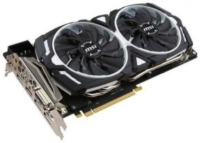 MSI GeForce GTX 1080 Armor 8GB