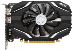 MSI GeForce GTX1050 2GB OC