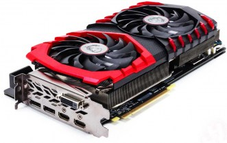 MSI Radeon RX 570 Gaming 8GB
