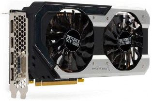 Palit GeForce GTX 1060 Super Jetstream 6GB