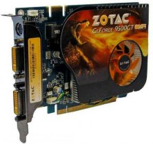 Zotac GeForce 9500 GT 512MB