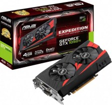 ASUS GeForce GTX1050 4GB
