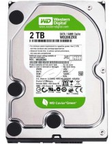 Western Digital Green 2TB 64МB